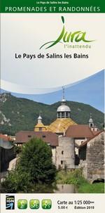 Carto-guide Le Pays de Salins-les-Bains - 5 €