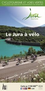 Carto-guide Le Jura à Vélo - 6 €