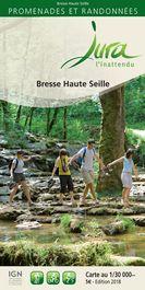 Carto-guide Bresse Haute Seille - 5 €