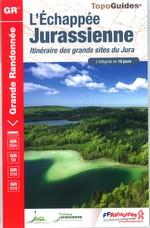Topoguides® l'échappée Jurassienne - 14,70 €