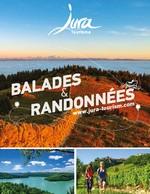 Balades & Randonnées dans le Jura 2017